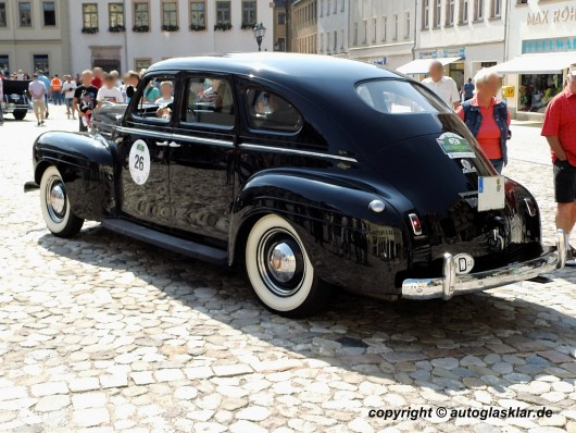 Plymouth P8 1940