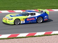 Dodge Viper Competition der GT Masters Rennserie