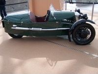 Morgan Threewheeler Super Sport von 1935