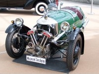 Morgan Threewheeler Super Sport mit V2