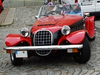Panther Kallista Roadster