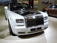 Rolls-Royce Modell Phantom Drophead Coupe 2012